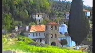 Святая гора Афон(Святой Афон - единственная в мире православная монашеская республика с тысячелетней историей, с исключител..., 2011-02-12T23:51:11.000Z)