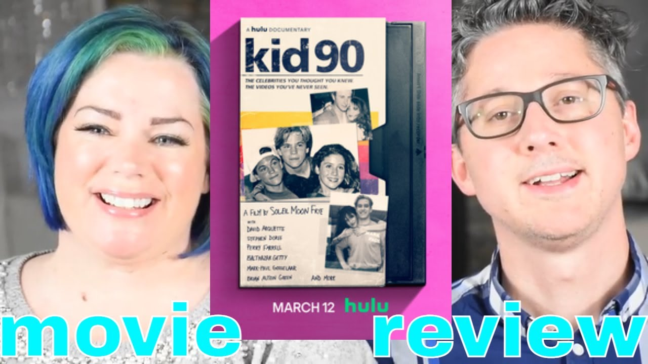 'Kid 90' review: 'Punky Brewster' star shares video of her crazy teens