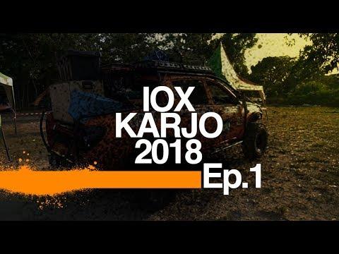 IOX KARJO 2018 Ep.1   COMPETITION IN KARIMUN JAWA ISLAND    EXOTIC ADVENTURE