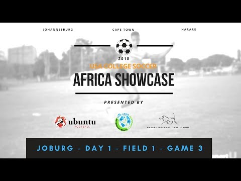 Africa Showcase 2018  - Johannesburg - Day 1-Field 1-Game 3