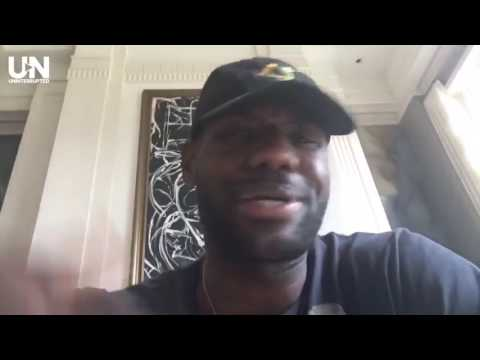 UNINTERRUPTED: LeBron James Announces He Will Re-Sign With Cleveland Cavaliers