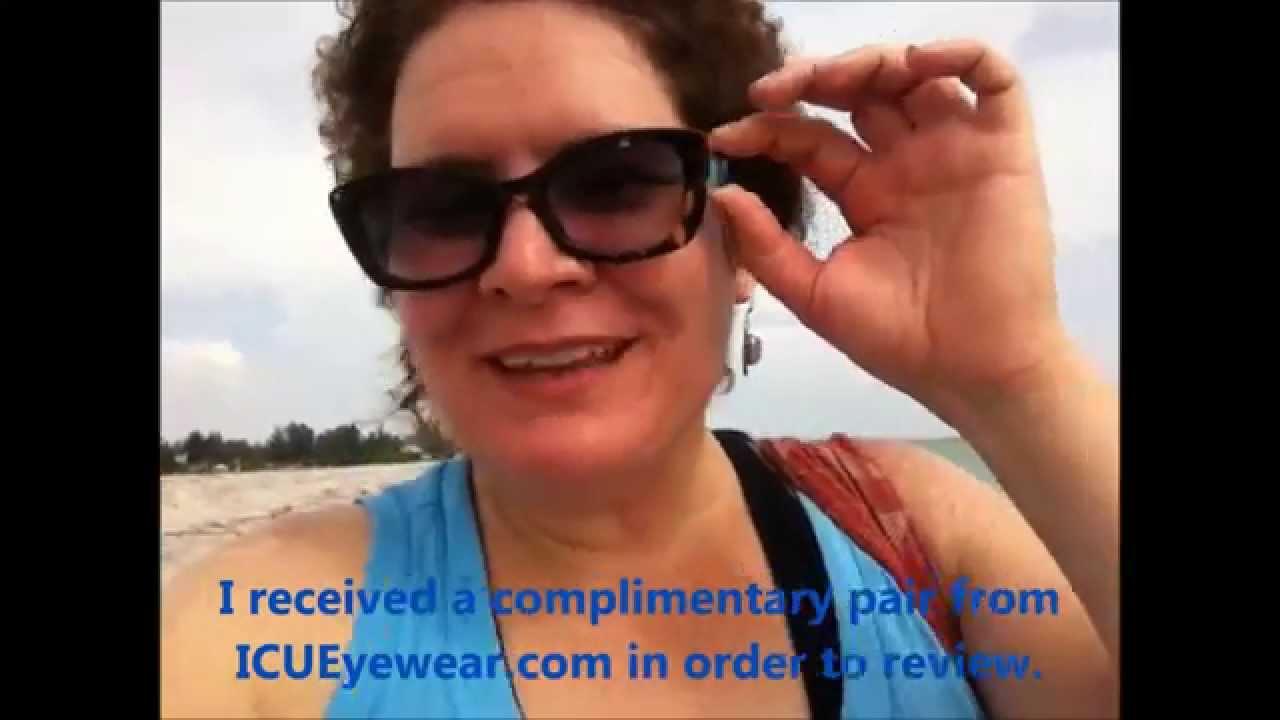 Fun, Fierce and Functional: Review of Cat Eye Bifocal Reading Sunglasses from ICUEyewear.com image