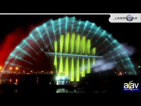 Sharjah | Attractions Audio Visual - AAV | Laserworld