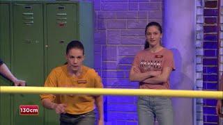 Sportstunde bei Luke: Simon Stäblein will hoch hinaus
