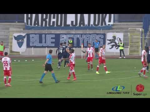 Backa Crvena Zvezda Goals And Highlights