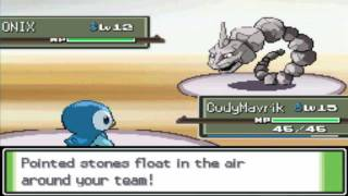 Pokemon Platinum Blind Nuzlocke Part 5: Oreburgh Gym