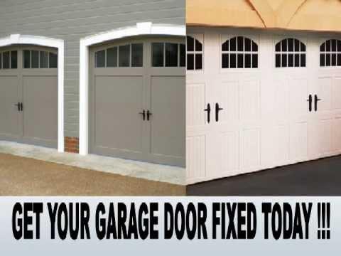 Dfw Garage Door Repair Maintenance Call 469 619 6570 Youtube
