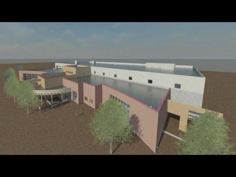 Santa Ana breaks ground on $20M wellness center
