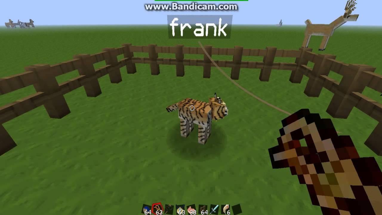 Zoo Craft Game Minecraft
