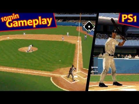 Triple Play Baseball ... (PS1) 60fps