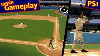 Triple Play Baseball ... (PS1) 60fps
