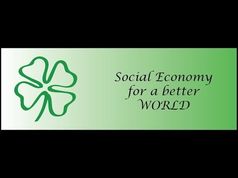 """SOCIAL ECONOMY – FOR ECONOMIC SUSTAINABLE AND SOCIAL INCLUSIVE EU"""",  16 April 2018:Panels 1-2"""