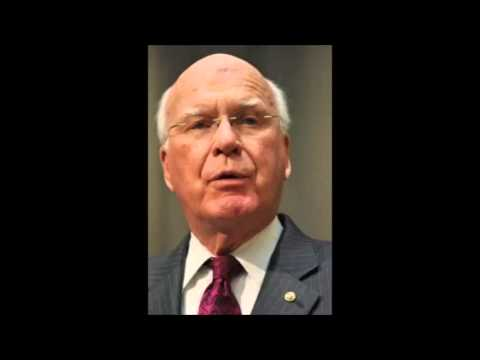 Treason! My Name is Senator Patrick Leahy, and I voted for the UN Gun Treaty