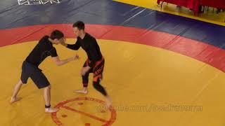 495 Коско Евгений (Самбо-80) - Бабин Александр (Гладиатор) 77 кг финал
