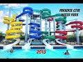 2018 Paradise Cove Water Park: Tour complet/Complete tour