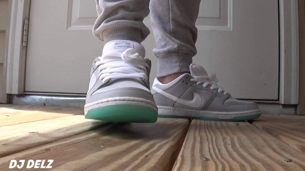 Nike SB Dunk Low 2015 MAG Sneaker On