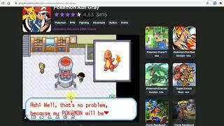 Pokemon- ash grey part 2