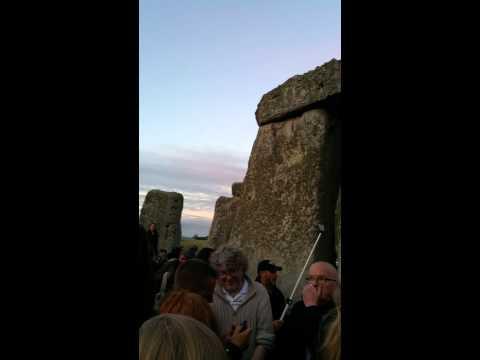 Stonehenge Summer Solstice 20th June 2015 at 9:23pm Mp3