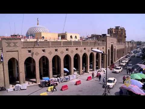 هذا الصباح-سوق القيصرية.. الأقدم بأربيل العراق  - نشر قبل 2 ساعة