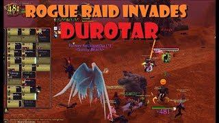 Rogue Raid Invades Durotar