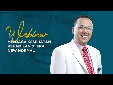 Menjaga Kesehatan Kehamilan di Era New Normal (Webinar)