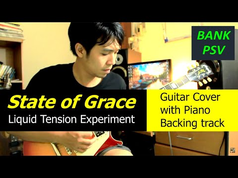 State of Grace - John Petrucci GT. Liquid Tension Experiment (Guitar Cover) HD mp3