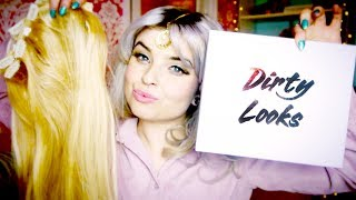 Dirty Looks Hair Extensions Unboxing and Review