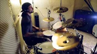 Incinerated Flesh - Homicide upon Request Drum Playthrough