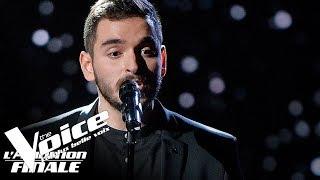 Josh Groban - You raise me up | Gabriel | The Voice France 2018 | Auditions Finales