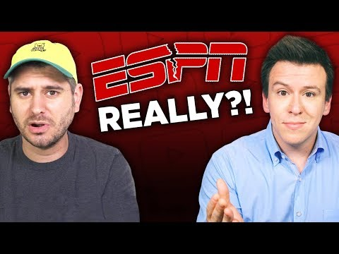 "Why People Are Freaking Out About H3H3's Huge Fair Use Decision and ESPN's Ridiculous ""Switch"""