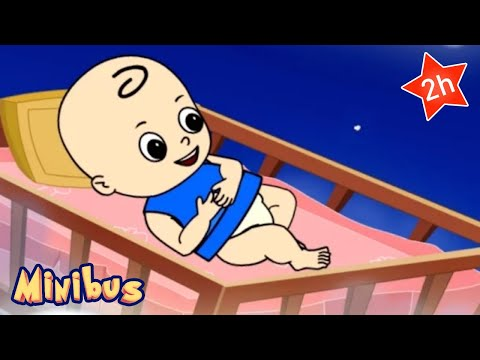 Rock A Bye Baby + Kids Songs 👶 Nursery Rhymes Playlist for Children - Music to Learn