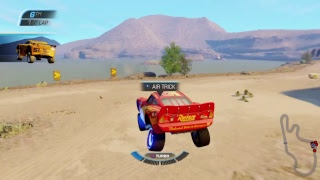 Cars 3 Driven to Win Intro Run Story Play - Disney Cars 3 Video Game 🔴 Live Stream PS4 Broadcast