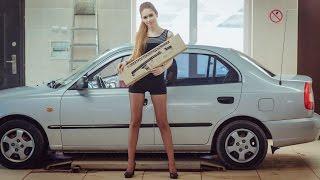 Установка стеклоподъемников ФОРВАРД на Hyundai Accent(Купить электрические стеклоподъемники