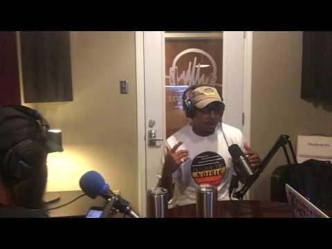 Sean Lexima - 2WessBoyz Podcast 3/31/17