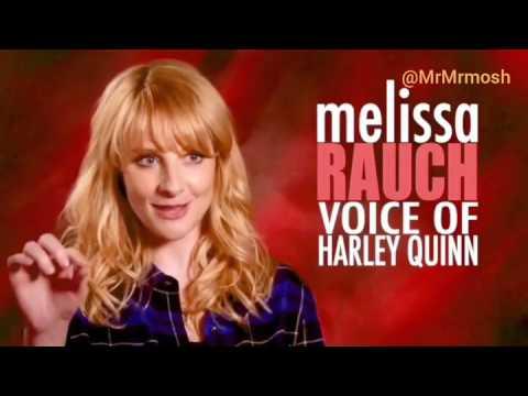 Batman & Harley Quinn  Feat Melissa Rauch