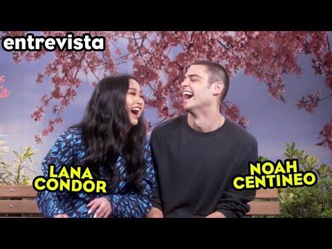 Noah Centineo Y Lana Condor Nos Cuentan Cómo Fue Trabajar Juntos Una Vez Más