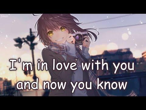 Nightcore - I Like You So Much, You'll Know It - (Lyrics)