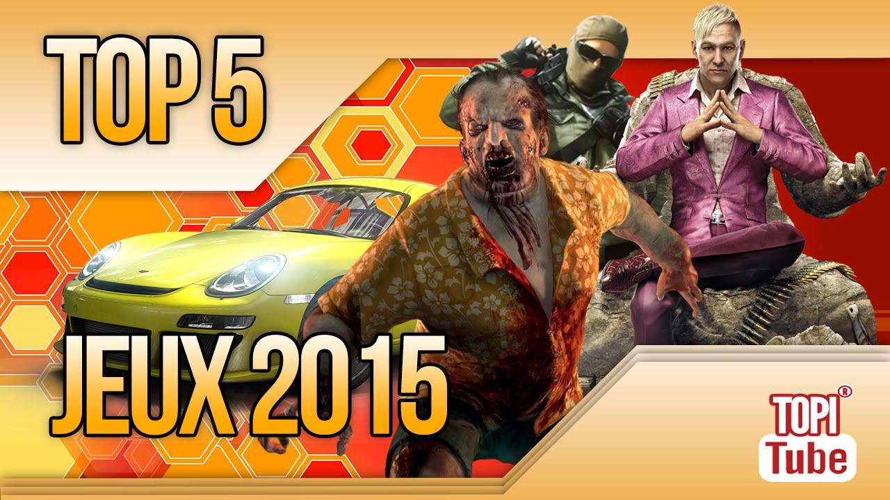 top jeux 2015 les meilleurs jeux de fin d 39 ann e pc. Black Bedroom Furniture Sets. Home Design Ideas