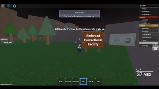 ROBLOX-REDWOOD PRISON-FUGITIVE #2