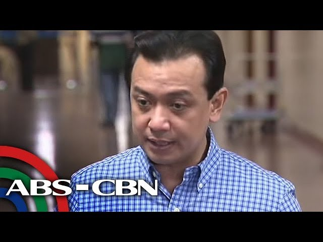 The World Tonight: Calida threatens Trillanes - Apologize or face libel complaint