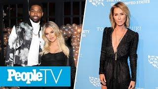 RHONY's Carole Radziwill On Andy Cohen Diss, Khloé K. Could 'Never Hate' Tristan | PeopleTV