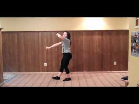 """Music Sounds Better With U"" Dance Tutorial (Big Time Rush)"