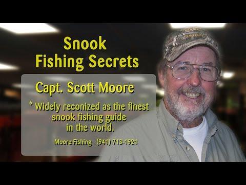 Snook Fishing Secrets - Capt. Scott Moore