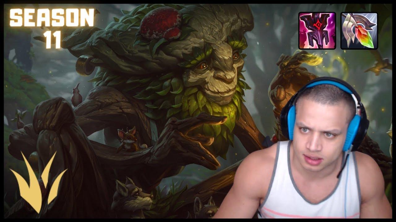 ☄️ Tyler1 THE BEST IVERN NA IS BACK | Season 11 Preseason | Ivern Jungle Gameplay ᴴᴰ