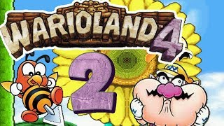 Let's Play Wario Land 4 Part 2: Der Jackson-Opa