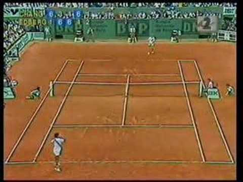 Michael Chang 1989 FRENCH OPEN