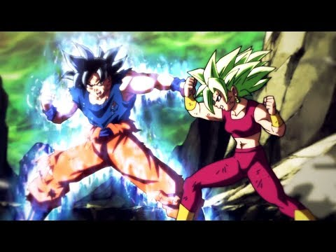 Goku Ultra Instinct Vs Kefla SSJ - Dragon Ball Super「 AMV 」- Now or Never