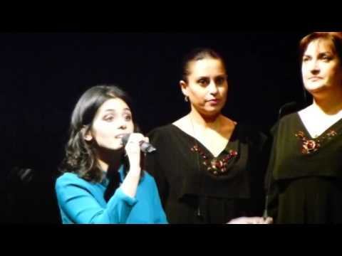 Katie Melua The Little Swallow live@Cirque...