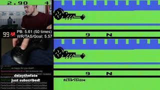 (5.57) Dragster speedrun (Atari)