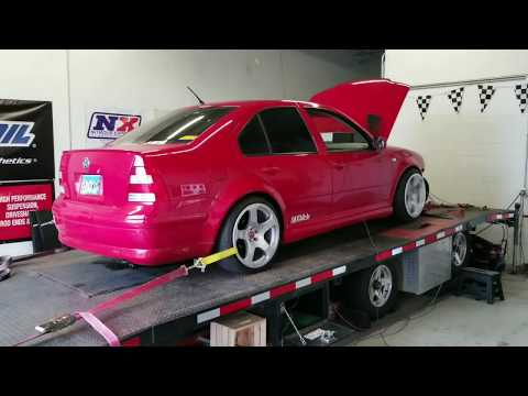 VW JETTA MAKES 415WHP ON A STOCK 1.8T ENGINE!
